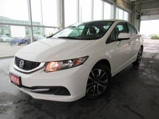 Used 2014 Honda Civic EX | SUNROOF | REVERSE CAM for sale in Brampton, ON