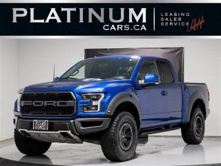 Used 2017 Ford F-150 Raptor, 4WD, SUPERCREW, NAVI, CARBON, SUNROOF for sale in Toronto, ON