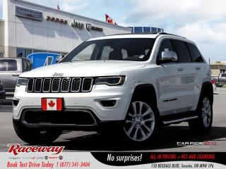 Used 2017 Jeep Grand Cherokee Limited for sale in Etobicoke, ON