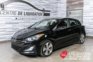 Used 2013 Hyundai Elantra GT SE w/Tech Pkg+GPS+TOIT+MAGS for sale in Laval, QC