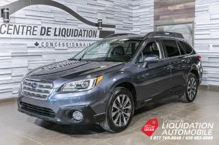 Used 2016 Subaru Outback 3.6R w/Limited & Tech Pkg for sale in Laval, QC