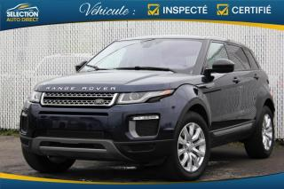 Used 2016 Land Rover Evoque SE AWD for sale in Ste-Rose, QC