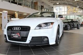 Used 2014 Audi TT 2.0T S line Competition for sale in Whitby, ON