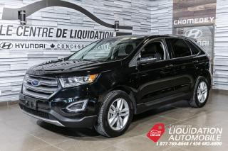 Used 2018 Ford Edge Sel Awd Camera for sale in Laval, QC