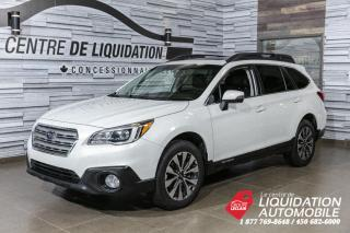 Used 2016 Subaru Outback 3.6R w/Limited Pkg for sale in Laval, QC