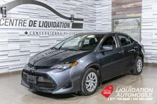 Used 2018 Toyota Corolla LE for sale in Laval, QC