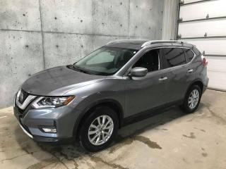 Used 2018 Nissan Rogue SV AWD TOIT PANORAMIQUE APPLE CAR ANGLE MORT CAMERA for sale in St-Nicolas, QC