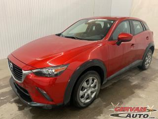 Used 2018 Mazda CX-3 GX Caméra de recul Bluetooth A/C for sale in Trois-Rivières, QC