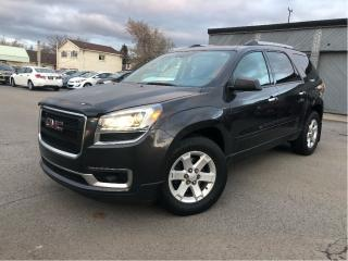 Used 2015 GMC Acadia SLE-2 | Dual Moonroof | 7Pass | B/Up Cam for sale in St Catharines, ON