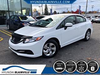 Used 2015 Honda Civic Lx Caméra De Recul for sale in Blainville, QC