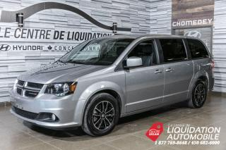 Used 2019 Dodge Grand Caravan GT CUIR+TOIT+CAMERA for sale in Laval, QC