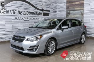 Used 2015 Subaru Impreza SPORT+TOIT+MAGS for sale in Laval, QC