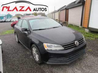 Used 2015 Volkswagen Jetta 4dr 2.0L Man Trendline for sale in Beauport, QC