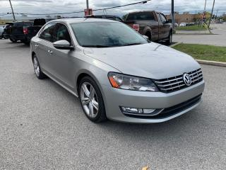 Used 2012 Volkswagen Passat HIGHLINE for sale in Laval, QC