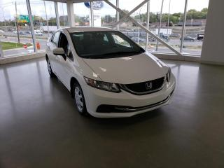 Used 2014 Honda Civic LX 4 portes CVT for sale in Montréal, QC