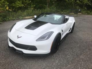 Used 2019 Chevrolet Corvette *** CONVERTIBLE, 2LT *** for sale in Rawdon, QC