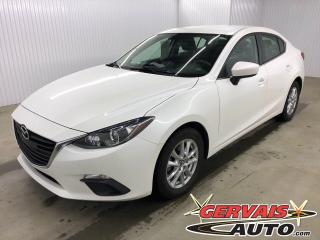 Used 2015 Mazda MAZDA3 GS MAGS CAMÉRA BLUETOOTH SIÈGES CHAUFFANTS for sale in Trois-Rivières, QC