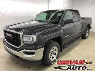Used 2016 GMC Sierra 1500 4x4 V8 5.3 Caméra de Recul Marche Pieds for sale in Shawinigan, QC