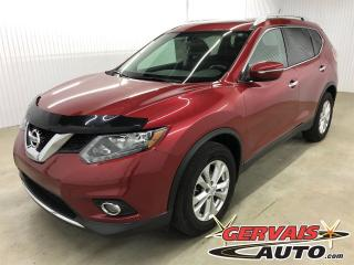 Used 2015 Nissan Rogue SV MAGS TOIT PANORAMIQUE CAMÉRA SIÈGES CHAUFFANTS *Bas Kilométrage* for sale in Shawinigan, QC