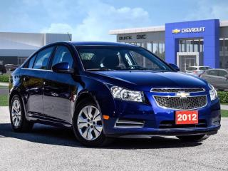 Used 2012 Chevrolet Cruze LT for sale in Markham, ON