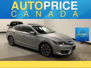 Used 2017 Acura ILX A-Spec A-SPEC|NAVIGATION|MOONROOF for sale in Mississauga, ON