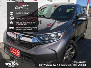 Used 2017 Honda CR-V EX $187 BI-WEEKLY - $0 DOWN for sale in Cranbrook, BC