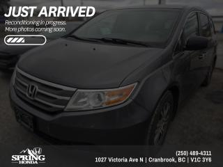 Used 2012 Honda Odyssey EX-L $142 BI-WEEKLY - $0 DOWN for sale in Cranbrook, BC