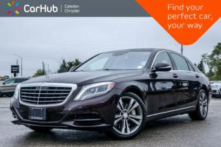 Used 2016 Mercedes-Benz S-Class S 550|4Matic|Navi|Pano Sunroof|Backup Cam|Bluetooth|Leather|19