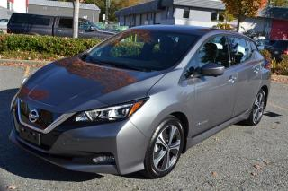 Used 2018 Nissan Leaf SL for sale in Vancouver, BC