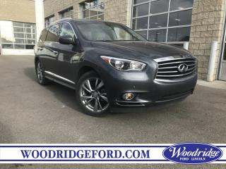 Used 2013 Infiniti JX35 for sale in Calgary, AB