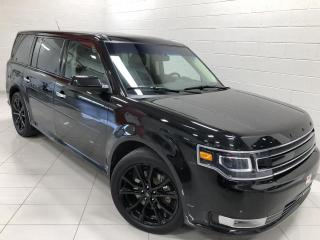 Used 2018 Ford Flex Limited TI for sale in Chicoutimi, QC