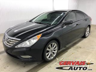 Used 2013 Hyundai Sonata SE Cuir Toit Ouvrant MAGS Bluetooth for sale in Trois-Rivières, QC