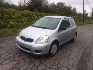 Used 2005 Toyota Echo 3dr HB CE Manual for sale in Quebec, QC