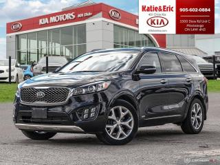 Used 2016 Kia Sorento 3.3L SX for sale in Mississauga, ON