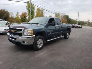 Used 2011 Chevrolet Silverado 2500 HD LT for sale in Madoc, ON