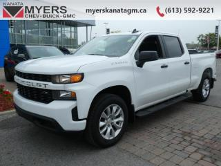 Used 2019 Chevrolet Silverado 1500 Custom  - Assist Steps for sale in Kanata, ON
