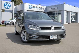 Used 2019 Volkswagen Golf 1.4 TSI Highline <b>*AUTONOMOUS BRAKING* *APPLE CARPLAY ANDROID AUTO* *HEATED SEATS* *BLUETOOTH* *BACK UP CAM*<b> for sale in Surrey, BC