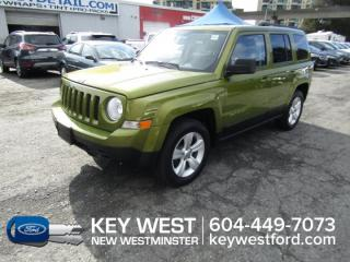 Used 2012 Jeep Patriot North 4WD for sale in New Westminster, BC