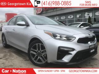 Used 2020 Kia Forte EX+ | $152 BI-WEEKLY | SUNROOF | HTD WHEEL | for sale in Georgetown, ON