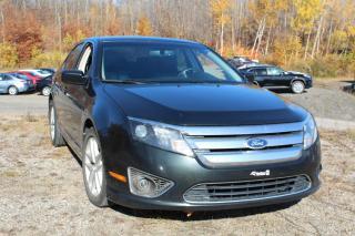 Used 2010 Ford Fusion Berline 4 portes, 4 cyl. en ligne, SEL, for sale in Shawinigan, QC