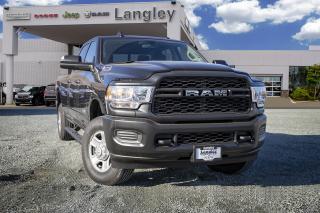 New 2019 RAM 3500 Tradesman - Diesel Engine for sale in Surrey, BC