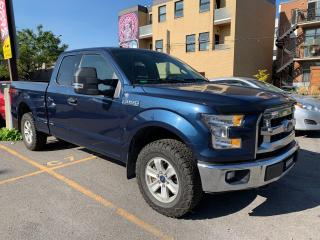 Used 2017 Ford F-150 XLT 4x4 Super Cab FX4 for sale in Montréal, QC