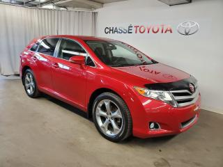 Used 2015 Toyota Venza V6 AWD + Garantie PEA for sale in Montréal, QC