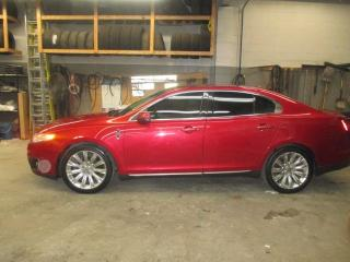 Used 2010 Lincoln MKS EcoBoostTurbo AWD for sale in Waterloo, ON