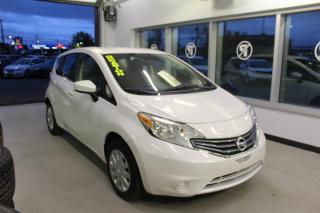Used 2016 Nissan Versa Note SV CVT CAMÉRA MAIN LIBRE for sale in Lévis, QC