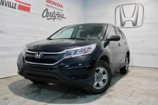Used 2016 Honda CR-V Lx 2rm for sale in Blainville, QC