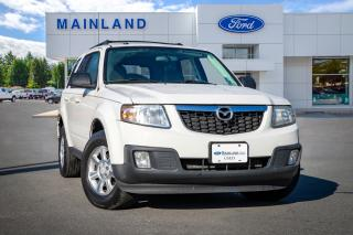 Used 2009 Mazda Tribute GS V6 ONE OWNER, ACCIDENT FREE, BC LOCAL for sale in Surrey, BC