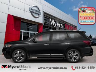 New 2020 Nissan Pathfinder Platinum  -  - FREIGHT for sale in Orleans, ON