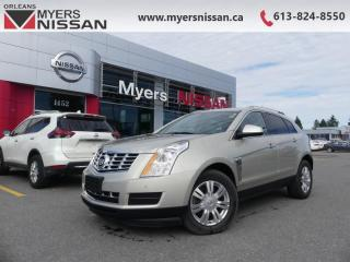 Used 2016 Cadillac SRX Luxury  - Sunroof -  Leather Seats - $185 B/W for sale in Orleans, ON