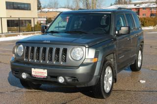 Used 2012 Jeep Patriot Sport/North MANUAL | 4x4 | Heated Seats | CERTIFIED for sale in Waterloo, ON